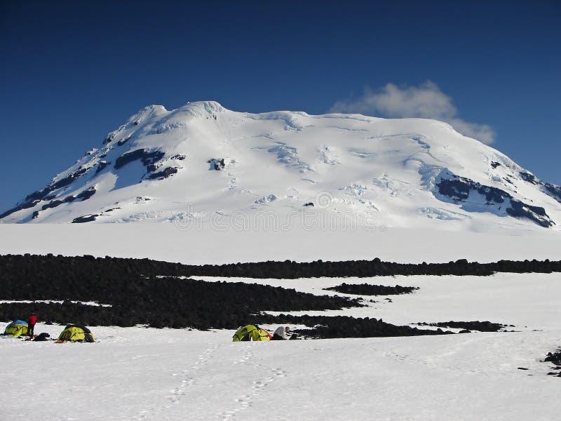 Download The World's Northernmost Active Volcano Beerenberg Stock Photo - Image: 25369726