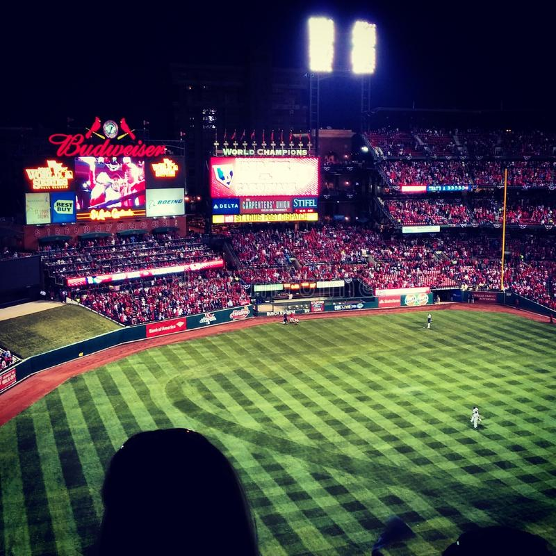 World Series, 2013. royalty free stock photography
