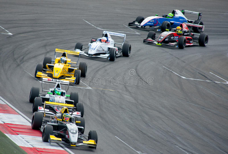 Download World Series by Renault editorial stock image. Image of moscow - 31876144