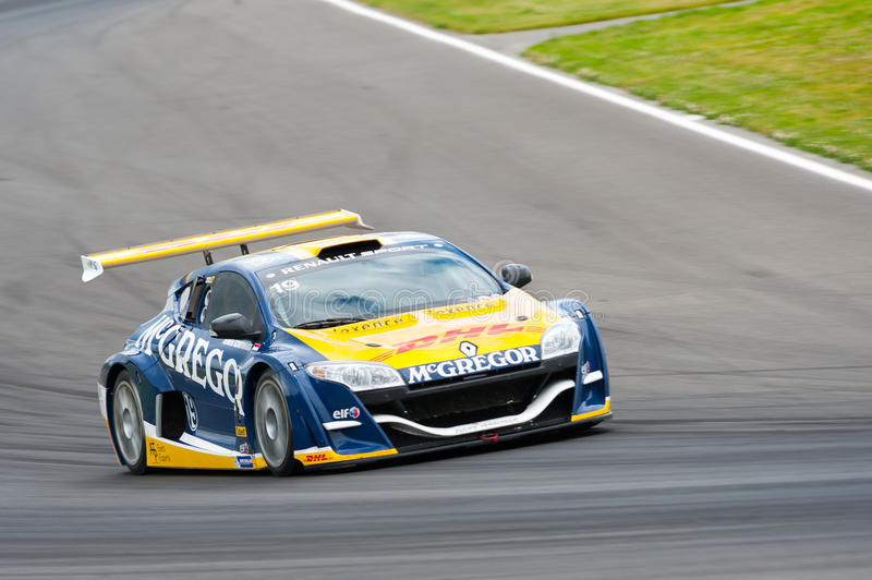 Download World Series by Renault editorial stock photo. Image of speed - 31875948