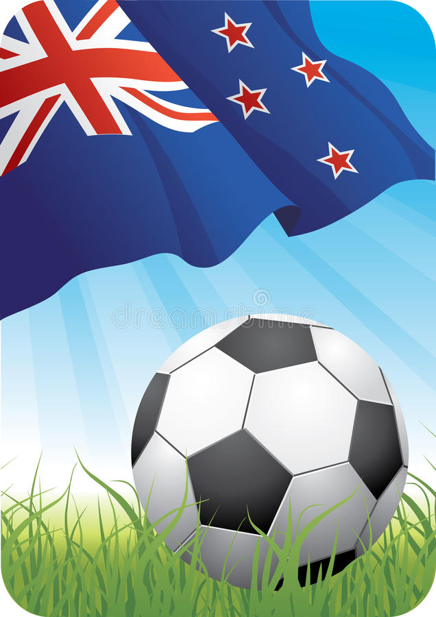 Download World Soccer Championship 2010 - New Zealand Stock Illustration - Illustration of colorful, group: 14556055