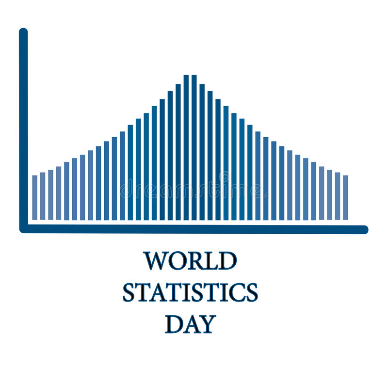 World statistics day vector illustration