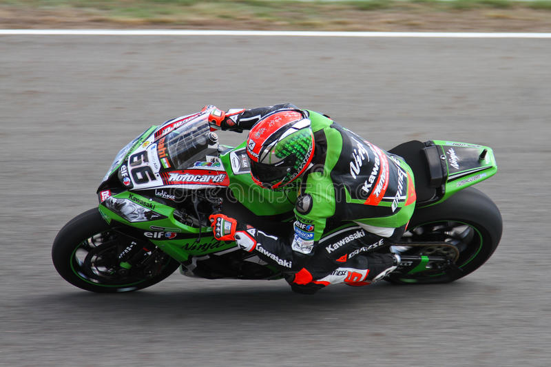 World Superbike Championship royalty free stock images