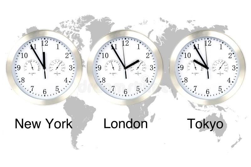 World time. royalty free stock photos