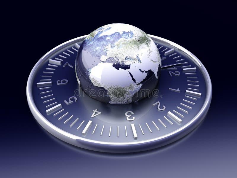 Download World Time stock illustration. Illustration of sign, second - 22168270