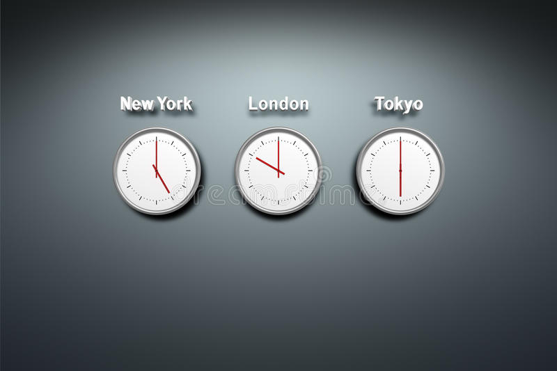 Download World Time Stock Photo - Image: 23466920