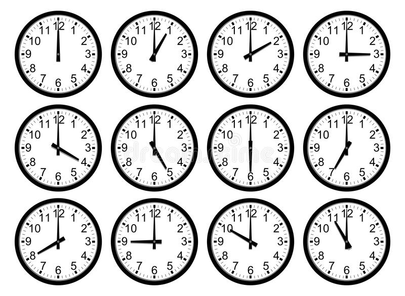 Download World Time stock vector. Image of second, slow, accuracy - 27948802