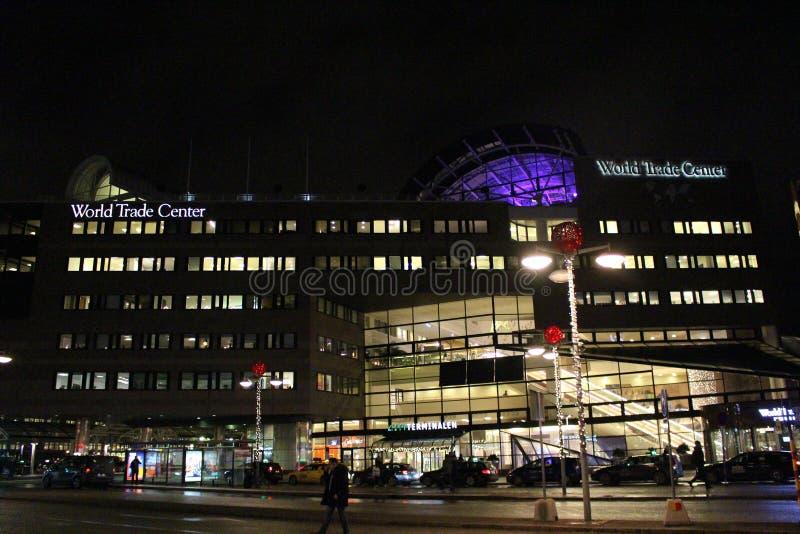 World Trade Center à Stockholm photos libres de droits
