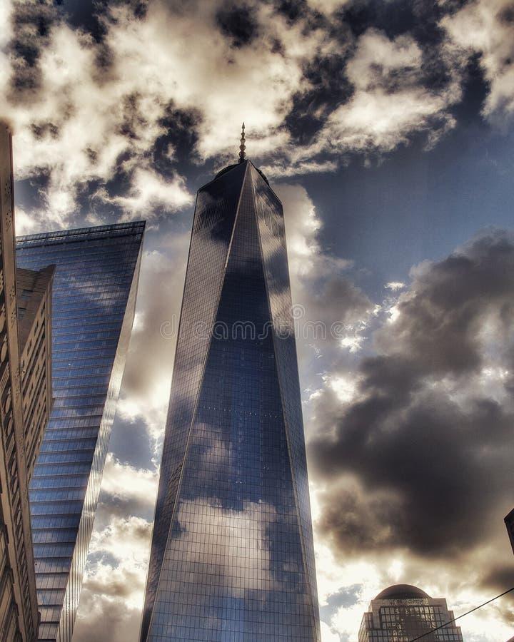 World Trade Center immagine stock libera da diritti