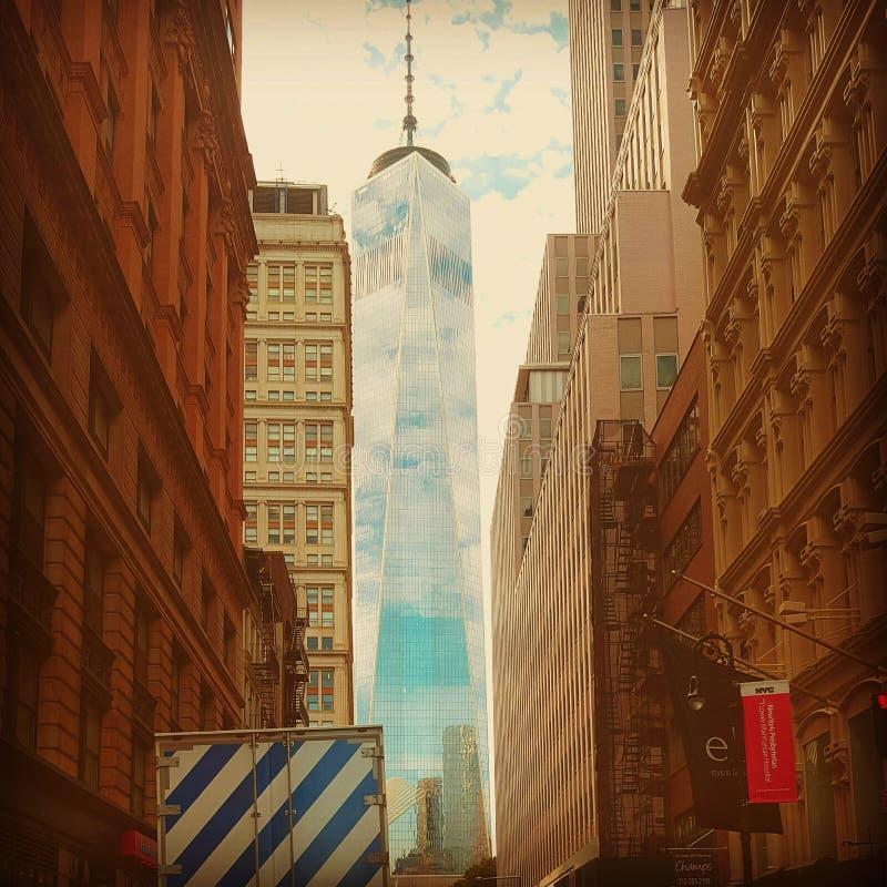 World Trade Center stock fotografie