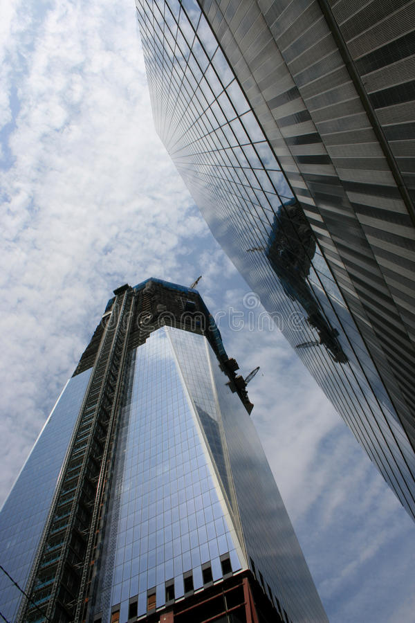 Free World Trade Center Royalty Free Stock Photography - 20434107