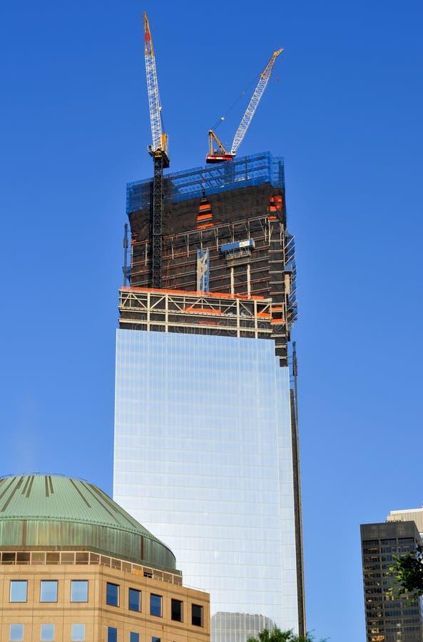 4 World Trade Center arkivbilder