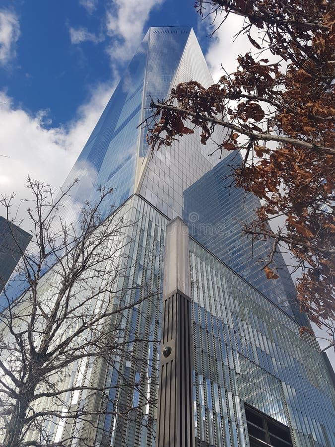 World Trade Center stock afbeeldingen