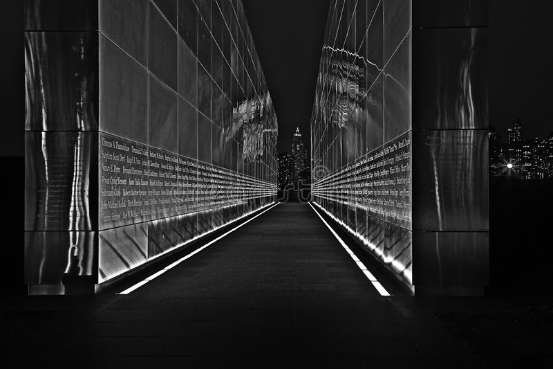 World Trade Center céntrico de Manhattan foto de archivo