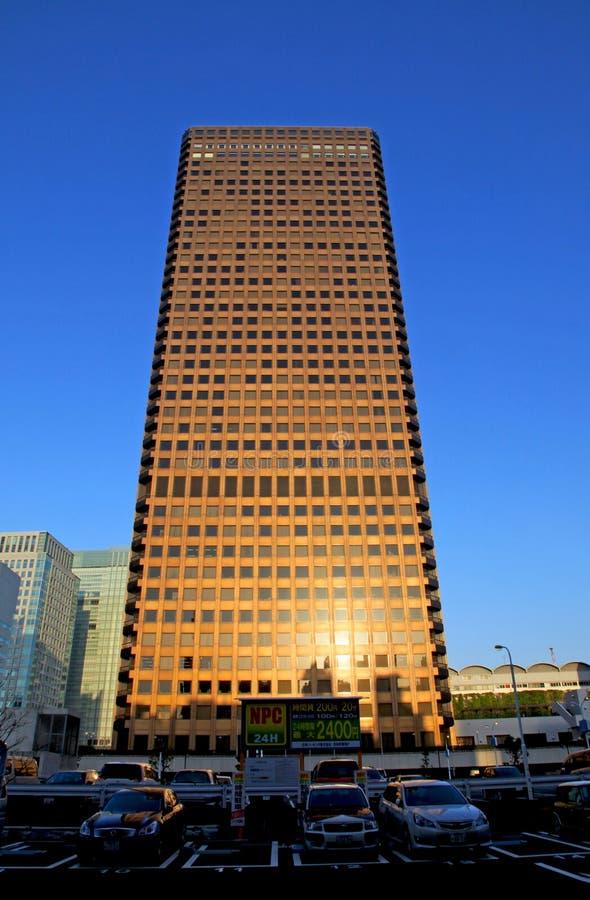 World Trade Center de Tokyo images libres de droits