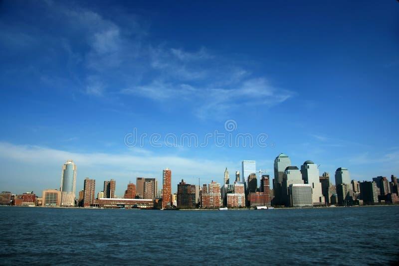 World Trade Center, Manhattan, stock images