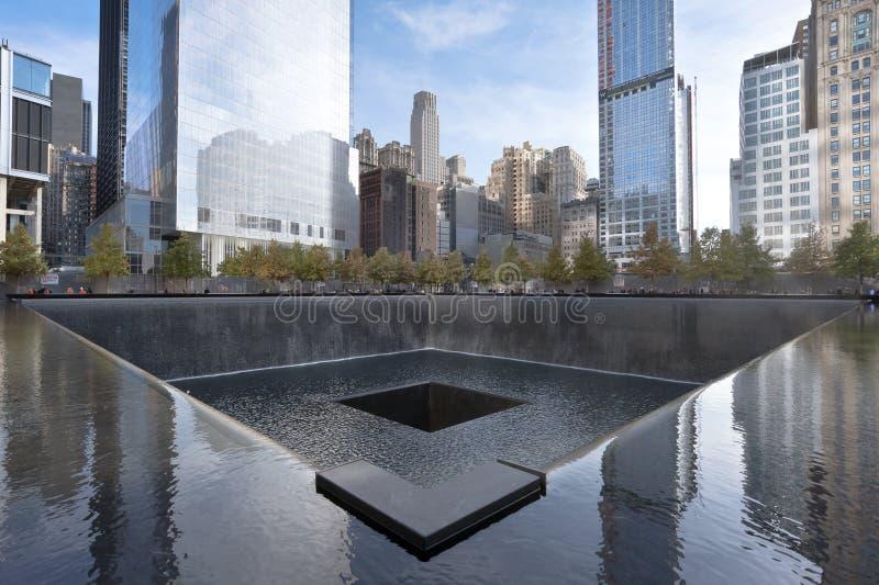 World Trade Center New York City arkivbilder