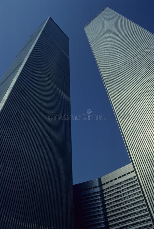 World Trade Center, New York City, Etats-Unis photographie stock libre de droits