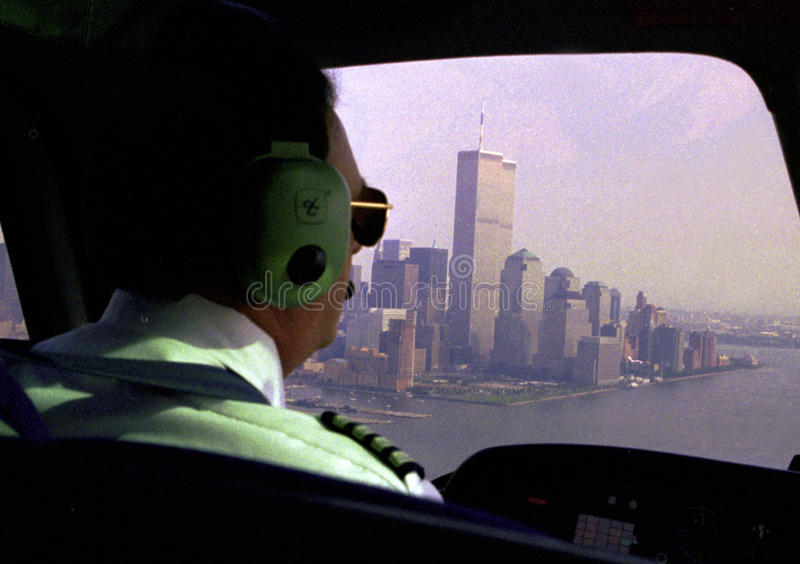 World Trade Center, New York royalty free stock image