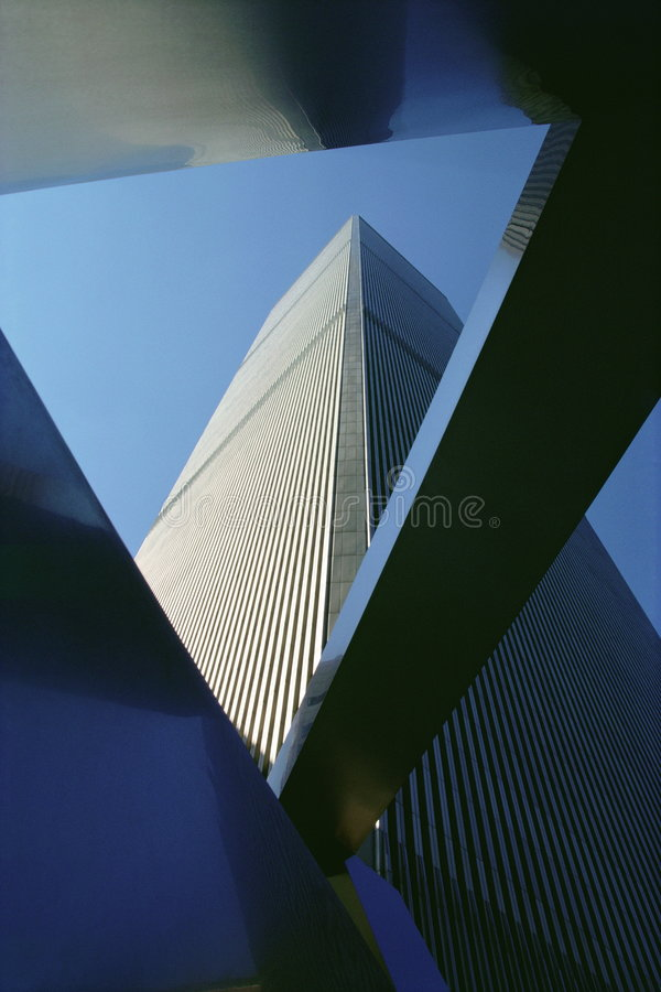World Trade Center, Nueva York imagenes de archivo
