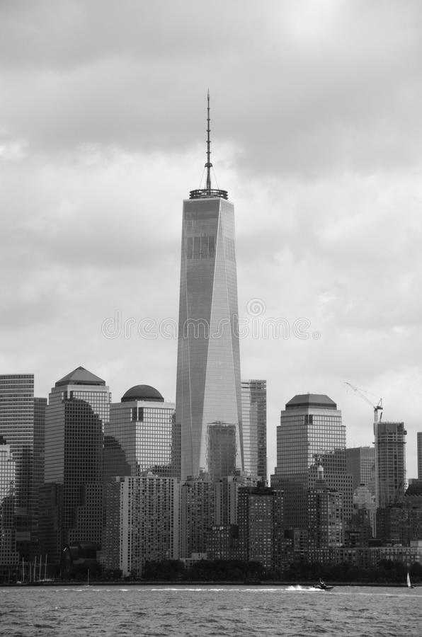World Trade Center One stock photo