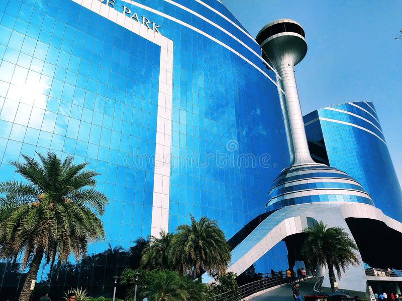 WORLD TRADE PARK WTP MALL JAIPUR royalty free stock images