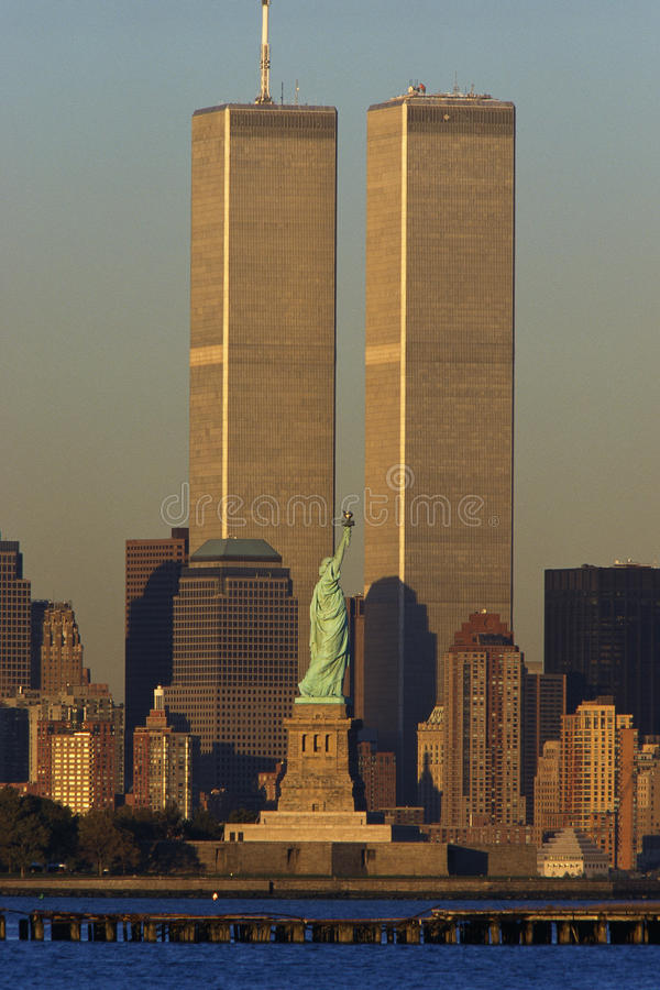 Download World Trade Towers Stock Image - Image: 23160941