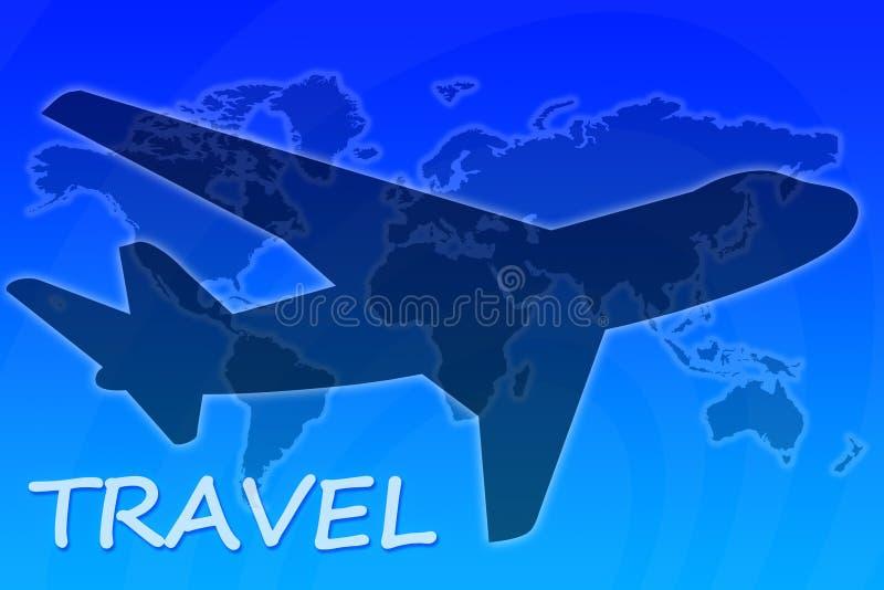 Download World travel stock illustration. Image of around, delay - 19587813
