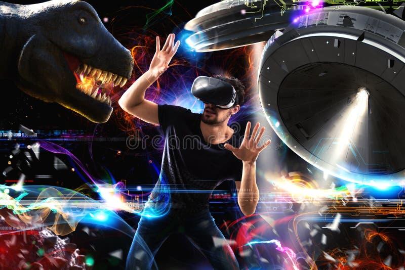 World of videogames stock photos