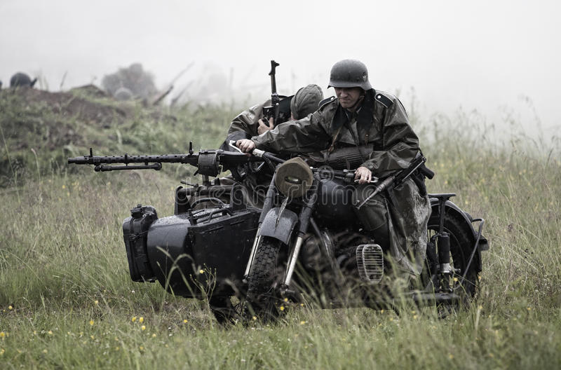 Download World War 2 scene editorial photo. Image of armour, ammo - 20100956