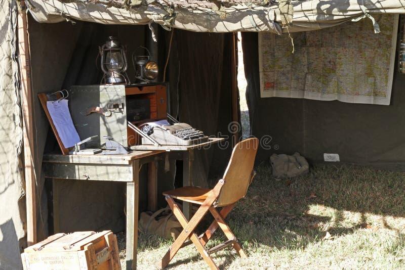 Download World War II Army Camp Display Editorial Photo - Image: 35558386