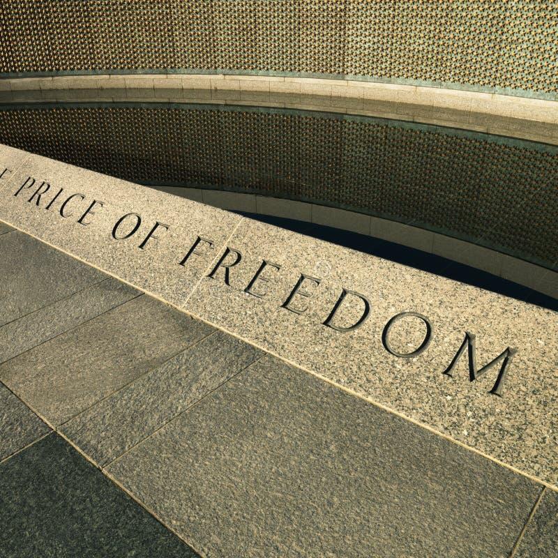 Free World War II Memorial Royalty Free Stock Photography - 2046617