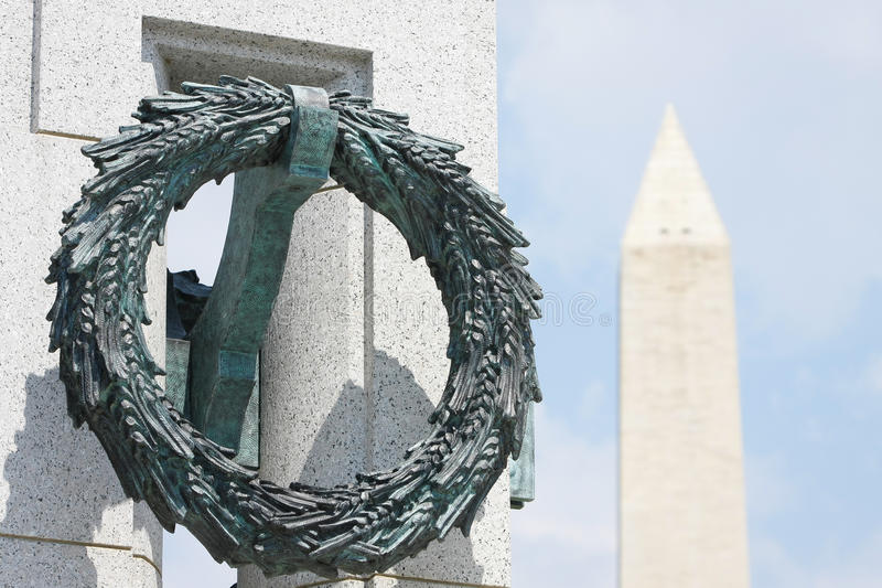 Download World War II Memorial stock image. Image of services - 20541459