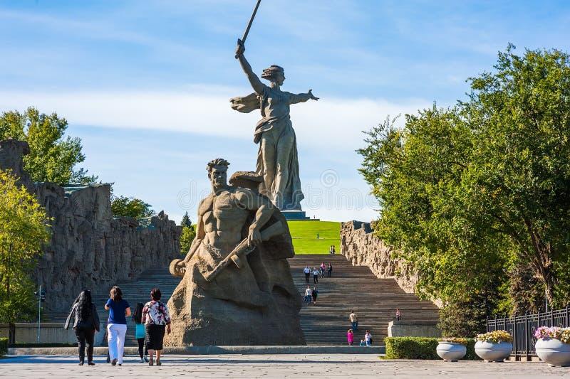 Download World War II Memorial In Volgograd Russia Editorial Photo - Image: 27197006