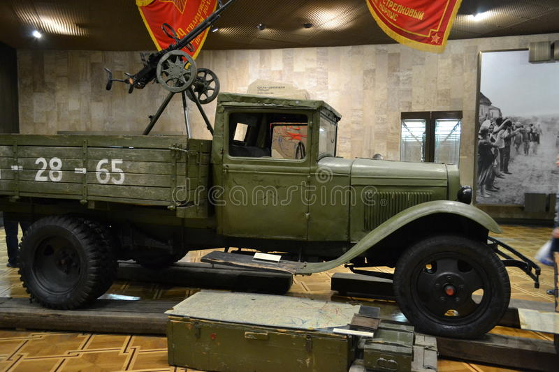 World War II Museum royalty free stock images