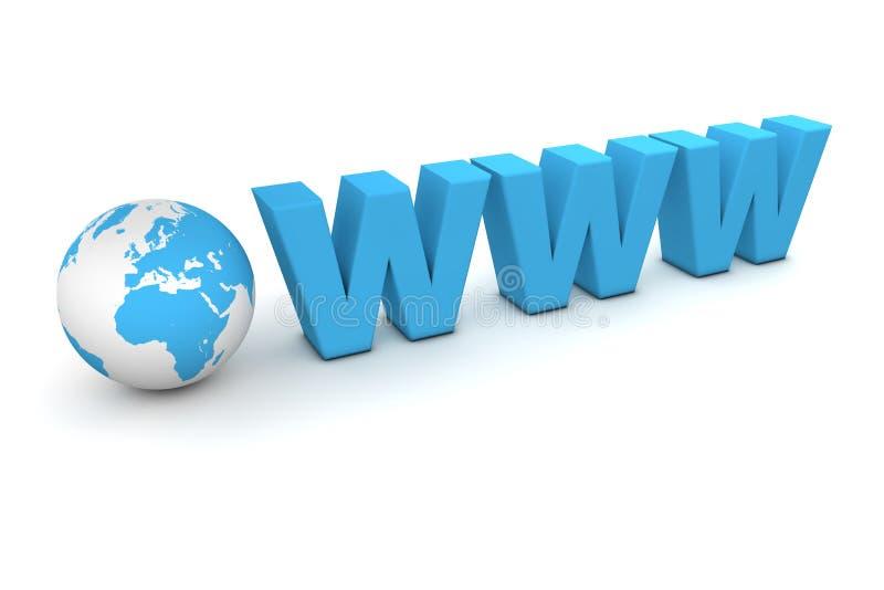 Download World Wide Web stock illustration. Illustration of chatting - 9467089