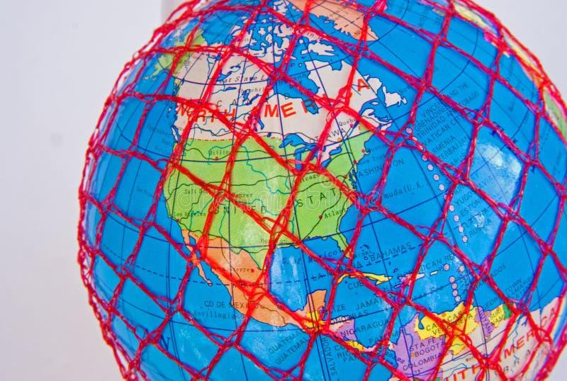 World Wide Web: Staaten von Amerika. lizenzfreie stockfotografie