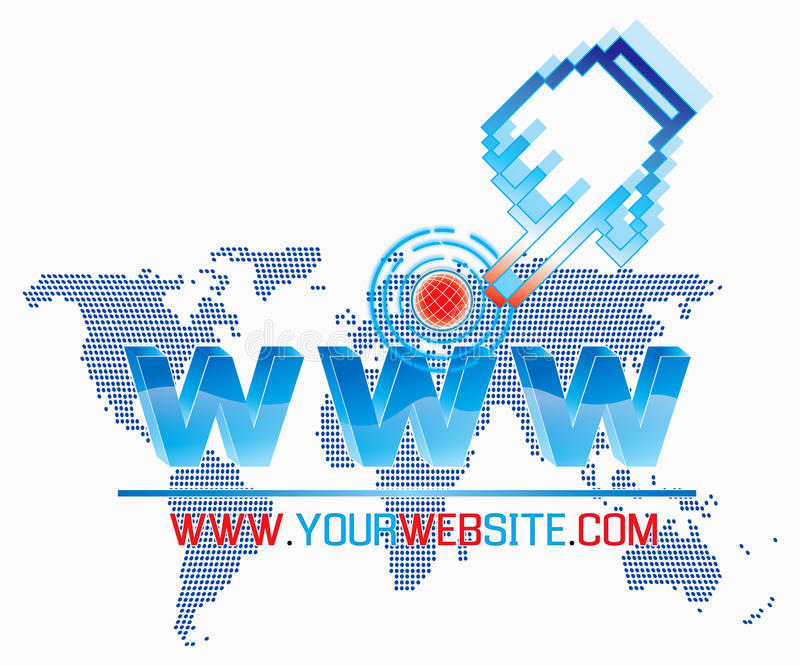 World wide web template