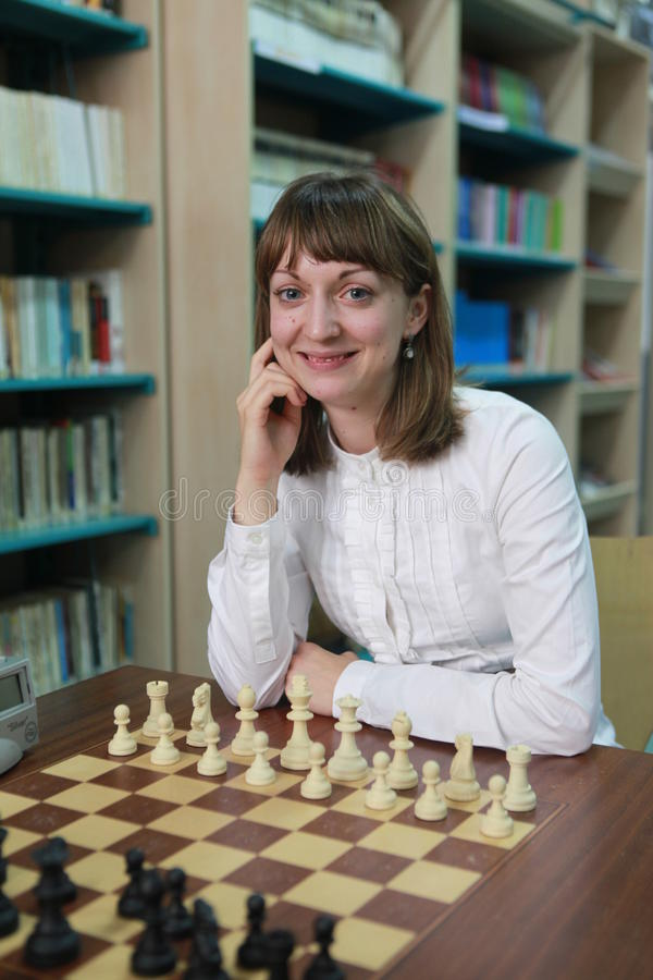Download World Women's Chess Champion Elisabeth Paehtz Editorial Photo - Image: 21369051