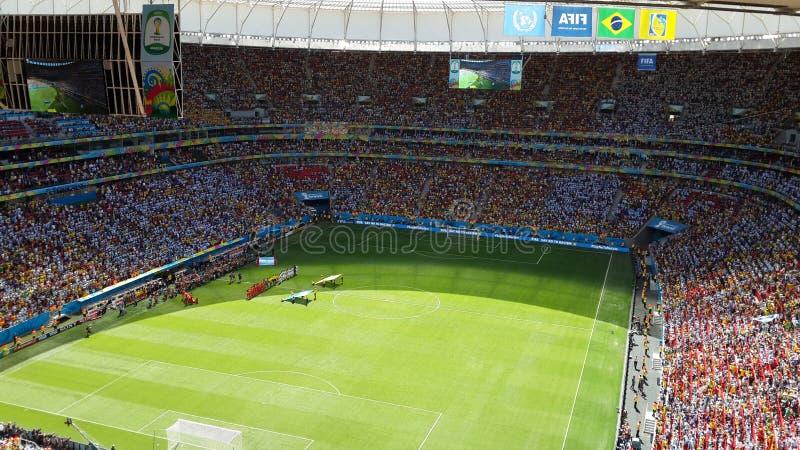 Worldcup stockbilder