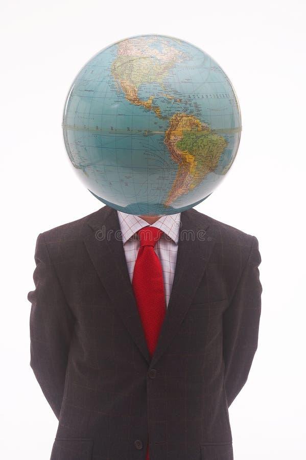 Worldhead stock afbeelding