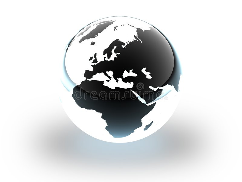 Worldsphere images stock
