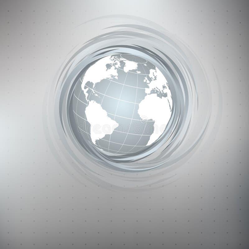 Worldwide business concept. Vector illustration stock illustration