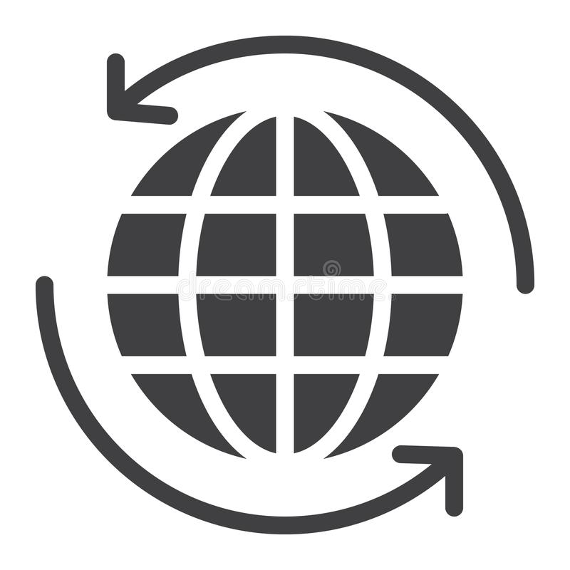 Worldwide Shipping icon vector vector illustration