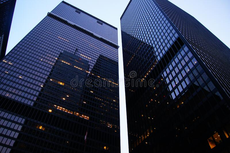 Worm's Eye View Architectural Photography Of High Rise Building Free Public Domain Cc0 Image