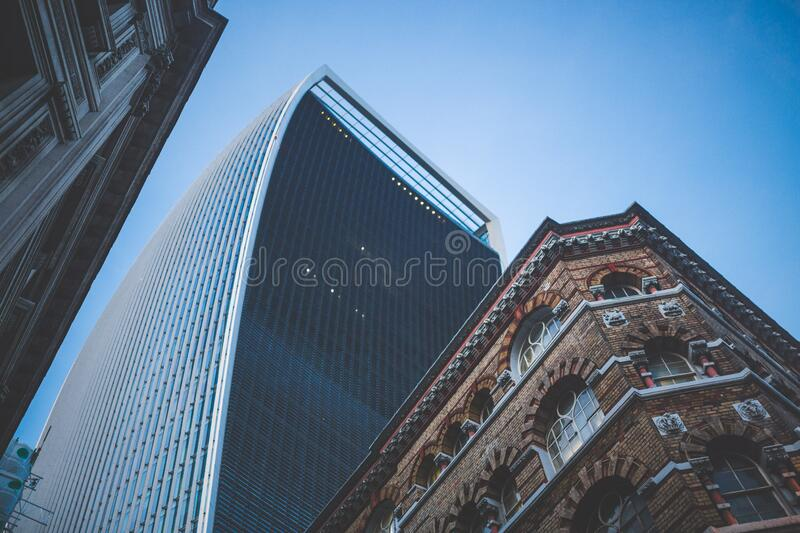 Worm's Eye View Of Buildings During Daytime Free Public Domain Cc0 Image