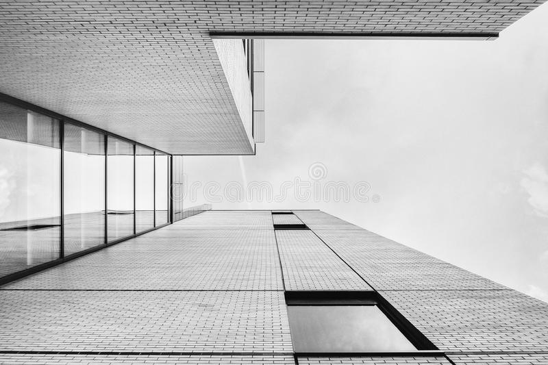 Worm's Eye View Of Architectural Building Free Public Domain Cc0 Image