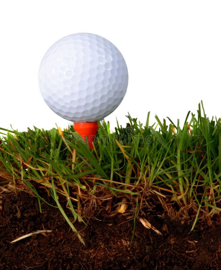 Download Worms View stock photo. Image of green, dimples, putt, links - 115240
