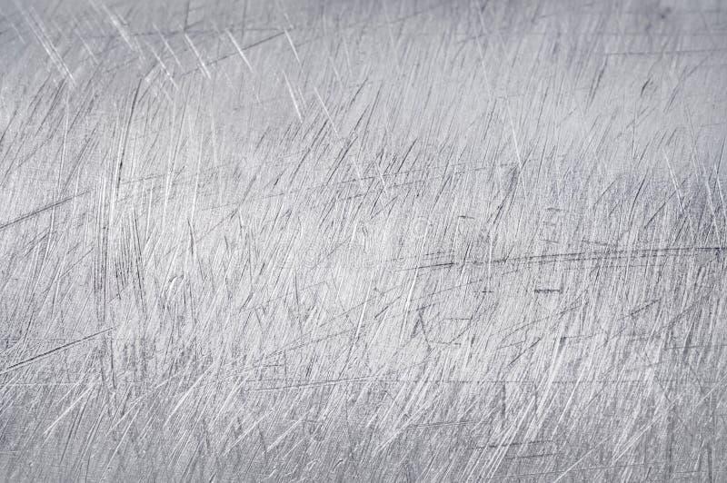 Worn металлопластинчатая стальная предпосылка стоковое изображение