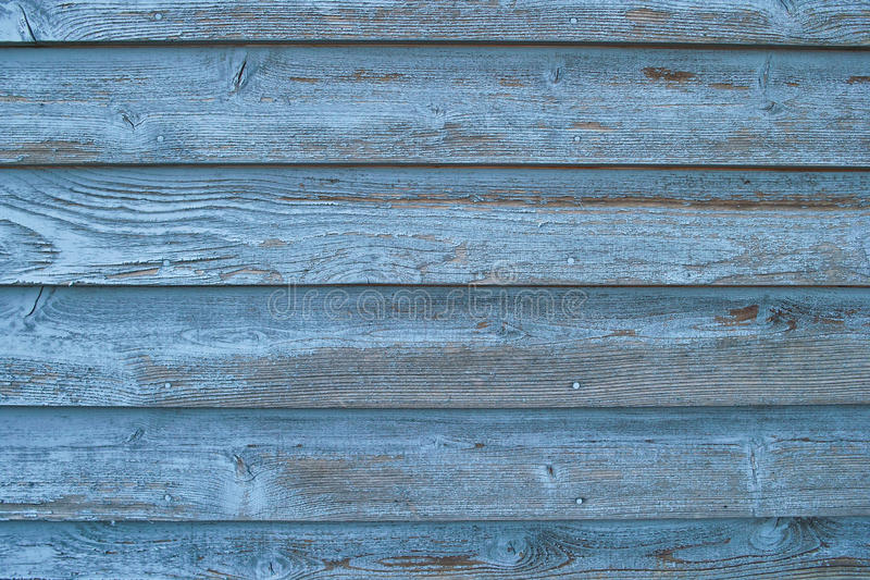Download Worn blue board siding stock photo. Image of blue, detail - 18692418